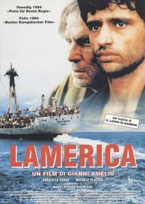 América - O Sonho de Chegar - Poster / Capa / Cartaz - Oficial 1