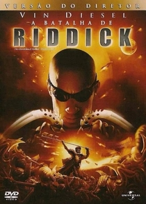 A Batalha de Riddick - Poster / Capa / Cartaz - Oficial 8