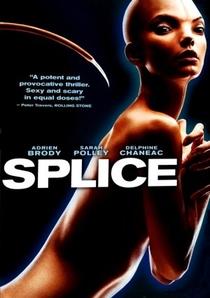Splice - A Nova Espécie - Poster / Capa / Cartaz - Oficial 5