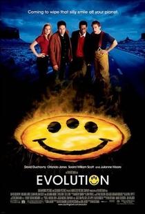 Evolução - Poster / Capa / Cartaz - Oficial 4