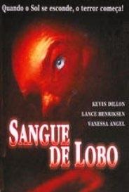 Sangue de Lobo - Poster / Capa / Cartaz - Oficial 1