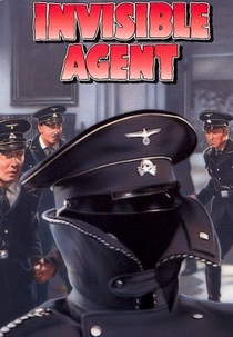 O Agente Invisível - Poster / Capa / Cartaz - Oficial 2
