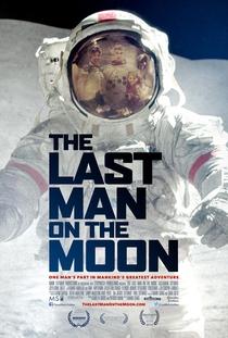O Último Homem na Lua - Poster / Capa / Cartaz - Oficial 1