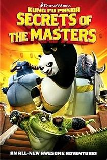 Kung Fu Panda: Os Segredos dos Mestres - Poster / Capa / Cartaz - Oficial 1
