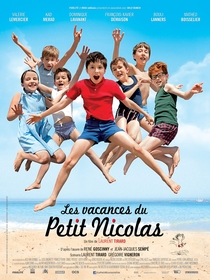 As Férias do Pequeno Nicolau - Poster / Capa / Cartaz - Oficial 2