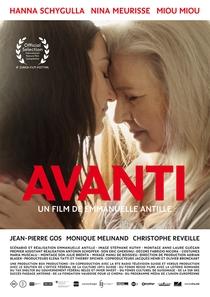 Avanti - Poster / Capa / Cartaz - Oficial 1