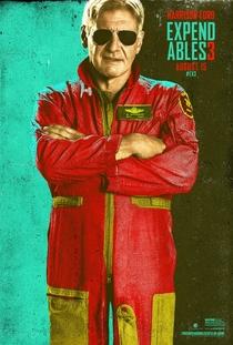 Os Mercenários 3 - Poster / Capa / Cartaz - Oficial 40