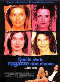 O Que as Mulheres Nunca Dizem - Poster / Capa / Cartaz - Oficial 2