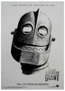 O Gigante de Ferro - Poster / Capa / Cartaz - Oficial 14