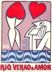 Rio, Verão & Amor - Poster / Capa / Cartaz - Oficial 1