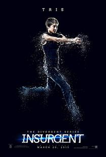 A Série Divergente: Insurgente - Poster / Capa / Cartaz - Oficial 5