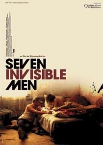 Sete Homens Invisíveis - Poster / Capa / Cartaz - Oficial 1