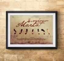 Domingo de Marta - Poster / Capa / Cartaz - Oficial 1