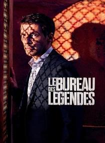 Le Bureau des Légendes (2ª Temporada) - Poster / Capa / Cartaz - Oficial 1
