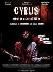 Cyrus, Mente de um Serial Killer - Poster / Capa / Cartaz - Oficial 1