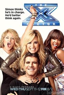The X Factor USA (3ª Temporada) - Poster / Capa / Cartaz - Oficial 1