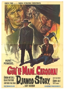 Uma Balada para Django - Poster / Capa / Cartaz - Oficial 1