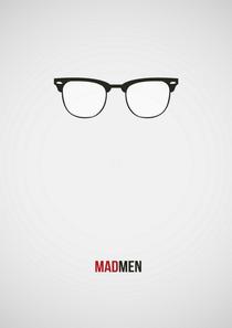 Mad Men (1ª Temporada) - Poster / Capa / Cartaz - Oficial 3