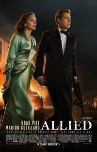Aliados - Poster / Capa / Cartaz - Oficial 2