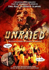 Unrated: The Movie - Poster / Capa / Cartaz - Oficial 1