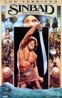 Sinbad e os Sete Mares - Poster / Capa / Cartaz - Oficial 1