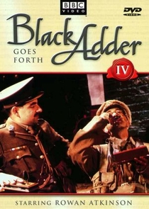 Blackadder Goes Forth - Poster / Capa / Cartaz - Oficial 2
