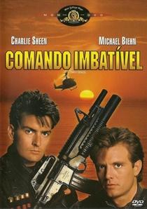 Comando Imbatível - Poster / Capa / Cartaz - Oficial 7