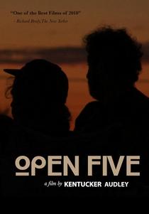 Open Five - Poster / Capa / Cartaz - Oficial 1