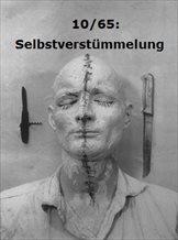 10/65: Selbstverstümmelung - Poster / Capa / Cartaz - Oficial 1