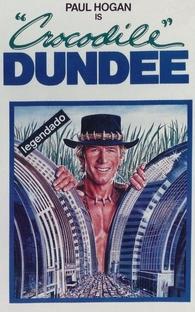 Crocodilo Dundee - Poster / Capa / Cartaz - Oficial 2
