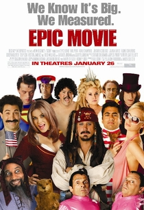 Deu a Louca em Hollywood - Poster / Capa / Cartaz - Oficial 2