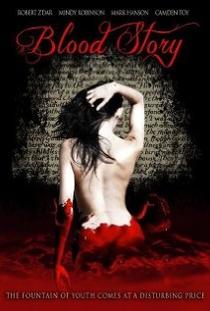 A Blood Story - Poster / Capa / Cartaz - Oficial 1