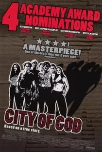 Cidade de Deus - Poster / Capa / Cartaz - Oficial 8