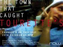 The Town That Caught Tourette's - Poster / Capa / Cartaz - Oficial 1