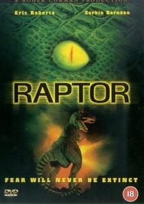 Raptor - Poster / Capa / Cartaz - Oficial 2