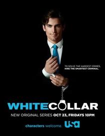 White Collar (1ª Temporada) - Poster / Capa / Cartaz - Oficial 1