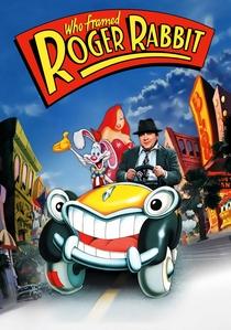Uma Cilada para Roger Rabbit - Poster / Capa / Cartaz - Oficial 2