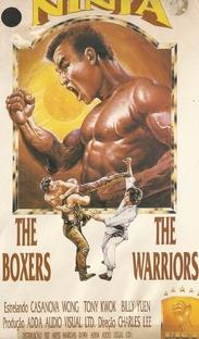Ninja - The Boxers, The Warriors - Poster / Capa / Cartaz - Oficial 1