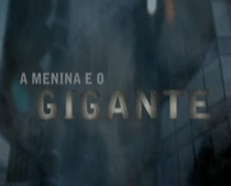A Menina e o Gigante - Poster / Capa / Cartaz - Oficial 1