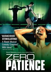 Paciente Zero - Poster / Capa / Cartaz - Oficial 2