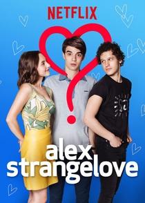 Alex Strangelove - Poster / Capa / Cartaz - Oficial 2