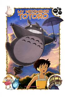 Meu Amigo Totoro - Poster / Capa / Cartaz - Oficial 38
