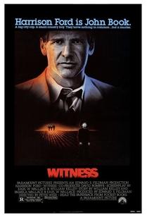A Testemunha - Poster / Capa / Cartaz - Oficial 1