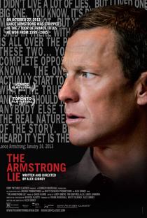 A Mentira Armstrong - Poster / Capa / Cartaz - Oficial 1