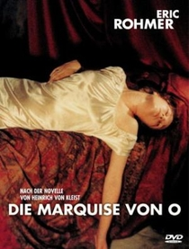A Marquesa d'O - Poster / Capa / Cartaz - Oficial 1