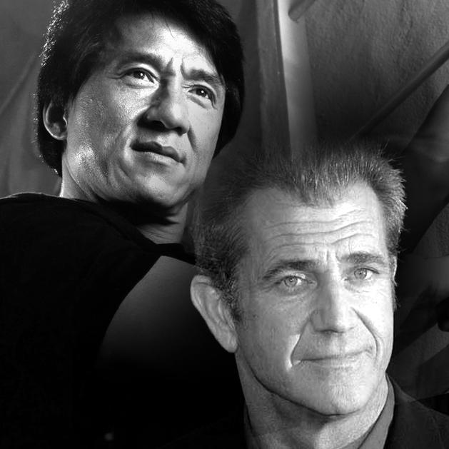 Jackie Chan e Mel Gibson juntos em Dragon Blade!