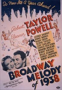 Melodia da Broadway de 1938 - Poster / Capa / Cartaz - Oficial 1