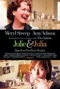 Julie & Julia - Poster / Capa / Cartaz - Oficial 2