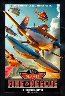 Aviões 2: Heróis do Fogo ao Resgate - Poster / Capa / Cartaz - Oficial 5