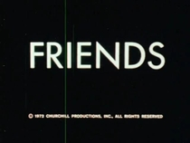 Friends - Poster / Capa / Cartaz - Oficial 1